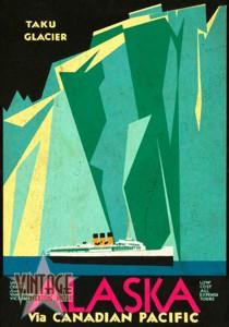 Alaska Canadian Pacific - Vintagelized