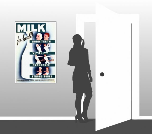 Milk for Health - Scale
