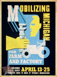 Mobilizing Michigan for Farm and Factory - Vintagelized
