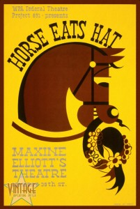 Horse Eats Hat - Maxine Elliot's Theatre - Restored