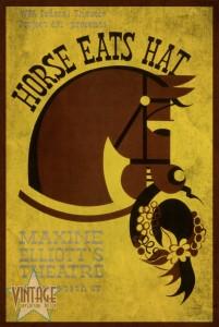 Horse Eats Hat - Maxine Elliot's Theatre - Vintagelized