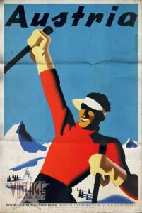 Austria Ski Tourism - Folded