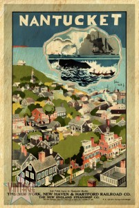 Nantucket - Vintagelized