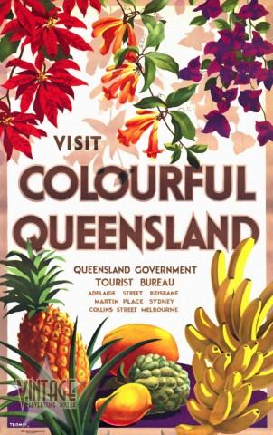 Visit Colorful Queensland - Restored