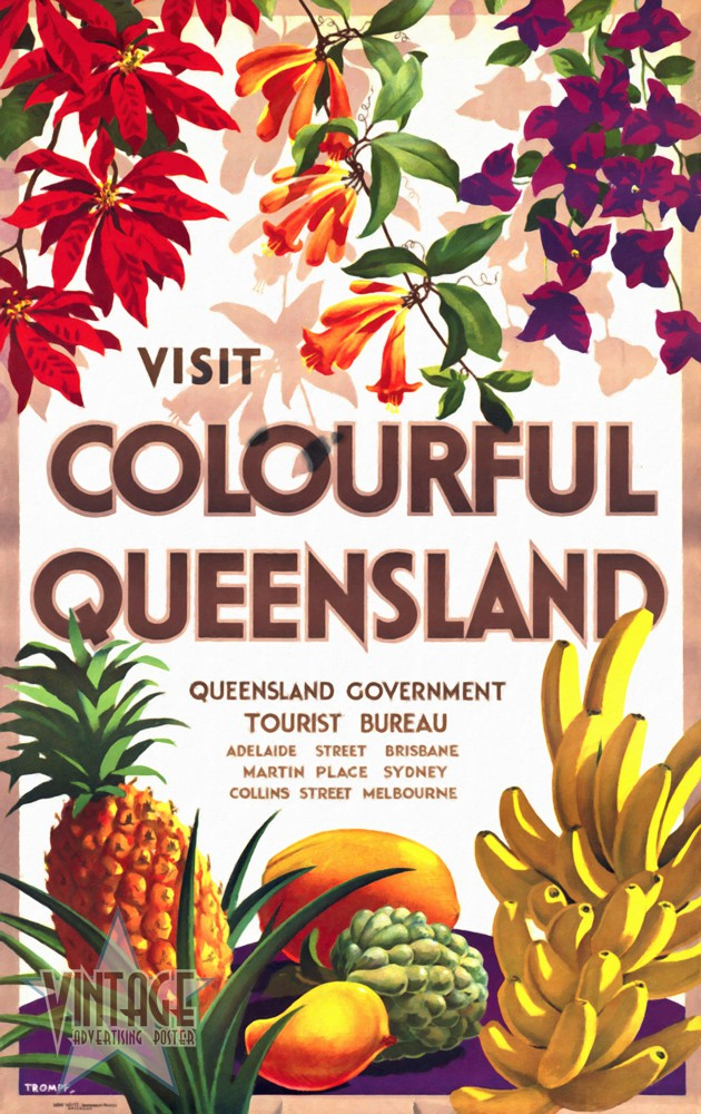 Visit Colorful Queensland - Restored